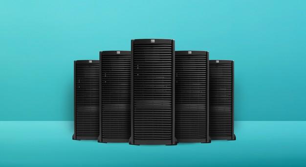 Komputer Server kanotor